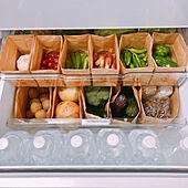 冷蔵庫こうするともっと便利♪収納方法とおすすめアイテム