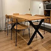 """素材も大きさも自分仕様に。使う人にとって""""ちょうどいい""""、Kanademonoのテーブル"""