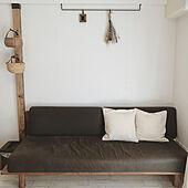 家中をリラックススペースに♪ふんわり心地よい無印良品の羽根クッション