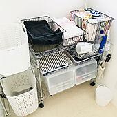 洗面所の悩み解決♡ダイソーアイテムで使いやすく整理整頓
