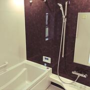 シャワーのインテリア実例