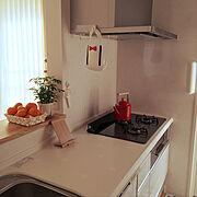 キッチンのインテリア実例