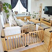 北欧家具のインテリア実例