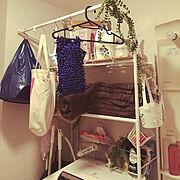 洗濯機周りのインテリア実例