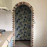 サンゲツ壁紙のインテリア実例
