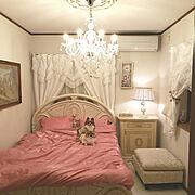 Bedroomのインテリア実例