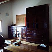 家具のインテリア実例