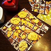 手作りお菓子のインテリア実例