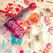 コカ・コーラのインテリア実例