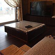 バリリゾート/南国リゾート風/平屋 62坪/アジアンリゾート/My Desk…などのインテリア実例