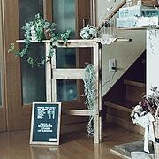 いなざうるす屋さん/IKEA/RC美魔女同盟/DIY /発泡スチロールのレンガ壁/ワイヤークラフト…などに関連する他の写真