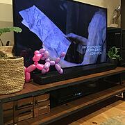 バルーンアートのインテリア実例写真