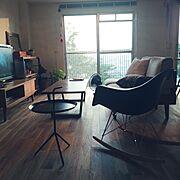 ロッキングチェア/DLM/Lounge…などのインテリア実例