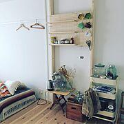 RÅSKOG/IKEA/PILLAR BRACKET/PFS/PFS パーツセンター/Fire-King…などのインテリア実例
