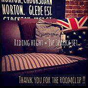 Room Clip Style /IKEAランプ/フェイクグリーン/3コインズのクッションカバー…などに関連する他の写真