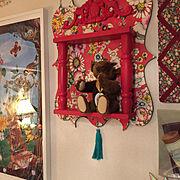 IKEA/ポスター/ナタリーレテ/パリのアパルトマン風/アートをインテリアに取り入れたい/アート…などのインテリア実例