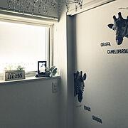 新居/新生活/見せる収納/シェルフ/リメイク/雑貨…などに関連する他の写真