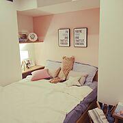 unico/IDEE/ZARA HOME/雑貨/北欧/Bedroom…などのインテリア実例