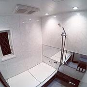 白い板壁/板壁風壁紙/トイレインテリア/トイレの壁/Insta→maron03583911/DIY…などに関連する他の写真