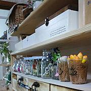 ファブリックパネル/リメ瓶/そうめん箱リメイク/アナベルドライ/My Desk…などに関連する他の写真