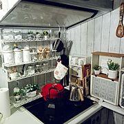 Kitchen/赤ちゃん/壁DIY/カベ収納/10分でできる/壁美人…などに関連する他の写真