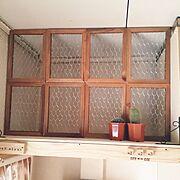 saboten/セリア/DIY/団地/飲兵衛部/鉛筆削りオブジェの会…などのインテリア実例