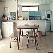 MDF小物収納/すっきり暮らしたい/狭い家/ベルメゾン/無印良品/sault!…などのインテリア実例