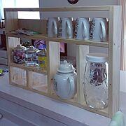 minneにて販売中♡/はんどめいど/DIY/Kitchen…などのインテリア実例