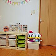 子供部屋女の子/子供部屋/アイアンベッド/アイアンシャンデリア/壁紙…などに関連する他の写真