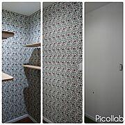 建売狭小住宅のインテリア実例写真