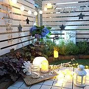 黄昏時/海/お星さま/Francfranc/IKEA/こどもと暮らす。…などのインテリア実例