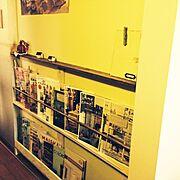 バターミルクペイント/壁塗りました/Yut@さんサビハウス/BRIWAXジャコビアン/DIY…などのインテリア実例