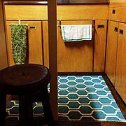 モルタルキッチン/西海岸/ヴィンテージ/インダストリアル/オークの壁/グリーンのある暮らし…などに関連する他の写真