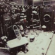 ふるカフェ系/初雪観測/古民家風インテリア/いいね&フォローありがとうございます☆/古道具…などのインテリア実例