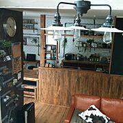 Kitchen/北欧/DIY棚/アンティーク/カフェ風/整理整頓…などに関連する他の写真