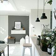 IKEA/電球ライト/ワンルーム 8畳/ドライフラワー/ナチュラル/花のある暮らし…などに関連する他の写真