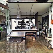関西好きやねん会/水槽/アガベ/DIY/古いもの/いなざうるす屋さん…などのインテリア実例