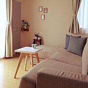 観葉植物/ニトリ/無印良品/セリア/シンプル/Lounge…などのインテリア実例