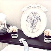 2階バスルームのインテリア実例写真