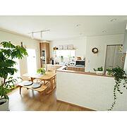 定点観測/Overview/ダイニングキッチン/ダイニング/注文住宅/イメージチェンジ…などに関連する他の写真