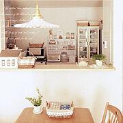 かべがみや本舗さん/ステンシル/バターミルクペイント/リメ缶/セリア…などに関連する他の写真