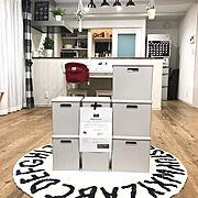 キッチン 収納のインテリア実例写真