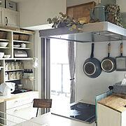 2018.4.25/ダイソー/DIY/natural kitchen &/無印良品…などのインテリア実例