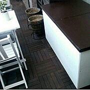 木材&ペンキ/●主人のDIY●/工具収納/CAINZ HOME/Cainz/カインズ…などのインテリア実例