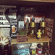 パパママハウスオーナー宅/カウンター/アーチ/本棚/papa maman house/My Shelf…などに関連する他の写真