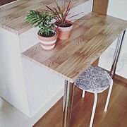 器好き/タイルトレー手作り/カフェ風インテリア/My Deskに関連する他の写真