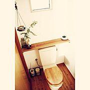 DIY/漆喰壁/Bathroom…などのインテリア実例