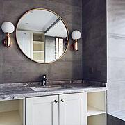 照明/モノトーン/3Coins/雑貨/北欧/Bathroom…などのインテリア実例