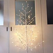 クリスマス雑貨/団地/クリスマス/Studio Clip/クリスマスツリー/Overview…などのインテリア実例