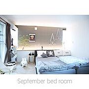 Bedroomのインテリア実例写真
